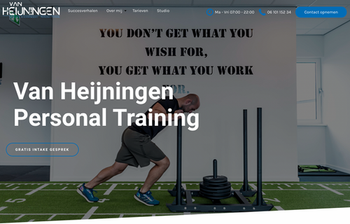 Van Heijningen Personal Training