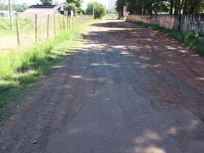Prefeitura de Americana vai pavimentar trecho da Rua Jaime Gabriel dos Santos