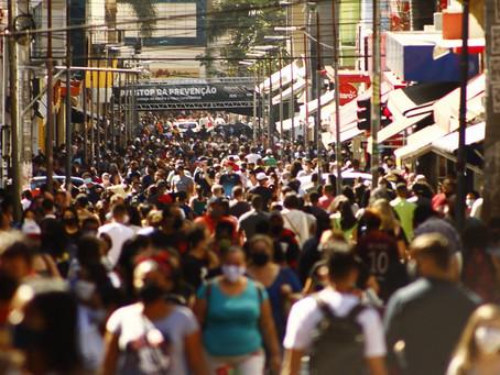 Estudo da Unicamp com cidades de São Paulo mesmo com isolamento social não piorou a economia