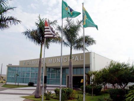 Vereadores de Santa Bárbara aprovam três projetos na 8ª reunião ordinária do ano