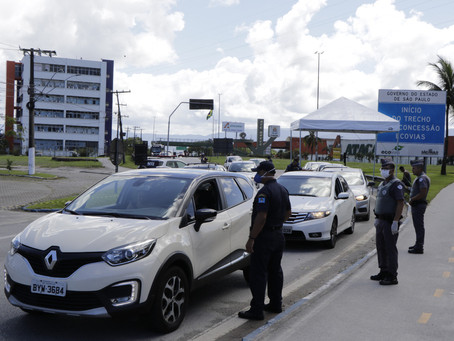 Cidades da RMC farão barreiras sanitárias para evitar turistas da capital durante feriado antecipado