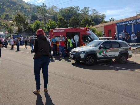 Jovem invade escola e mata três crianças e dois adultos no Oeste de Santa Catarina