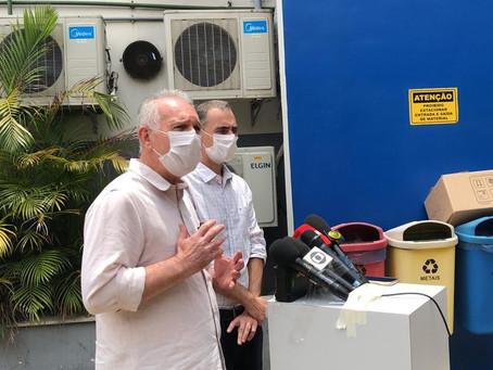 Fiocruz espera ter 'protagonismo' na vacinação contra a Covid em abril com a entrega das vacinas