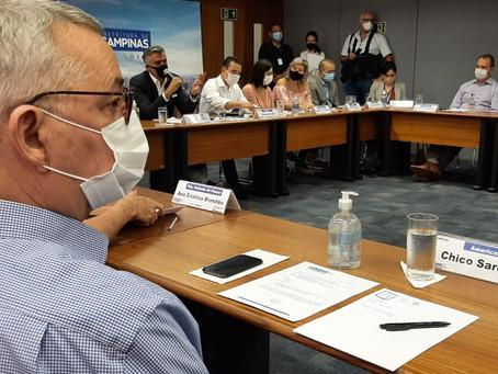 Conselho aprova uso dos recursos do Fundocamp em ações de combate à pandemia