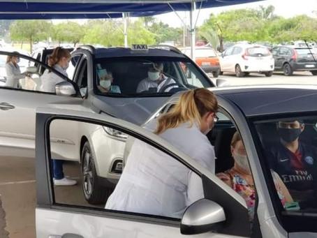 Secretaria de Saúde de Americana recebe mais seis mil doses de vacina contra Covid-19