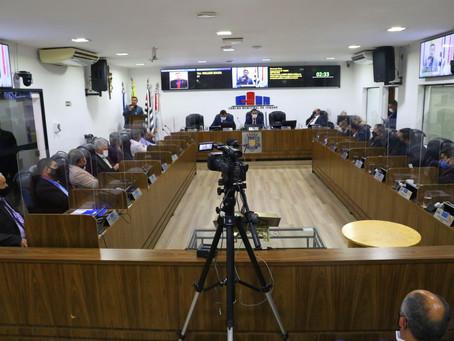 Resumo da 6ª Sessão Ordinária da Câmara Municipal de Sumaré ocorrida em nesta terça-feira (9)
