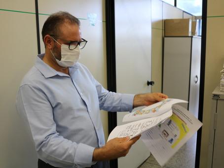 Por agravamento da pandemia, Nova Odessa adia volta de aulas presenciais na Rede Municipal