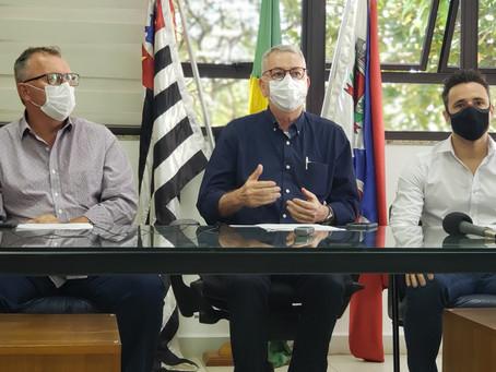 Prefeito Chico Sardelli apresenta Comitê de Retomada Econômica de Americana