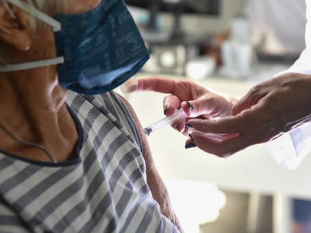 Estado de SP começa neste sábado a vacinação de idosos entre 80 e 84 anos contra coronavírus