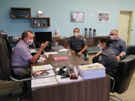 Prefeito de Nova Odessa assina convênio de adesão da cidade ao Programa Detecta
