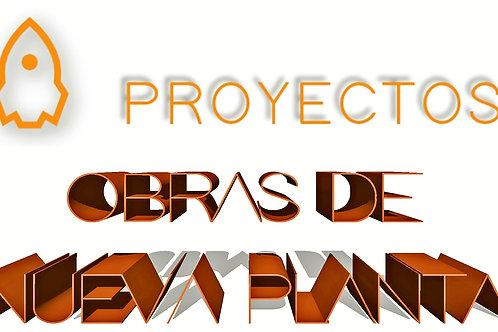 Proyectos Obra  de Nueva Planta (P_ON_01)