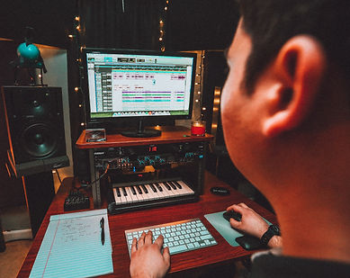 O'Connell Sound recording and mixing