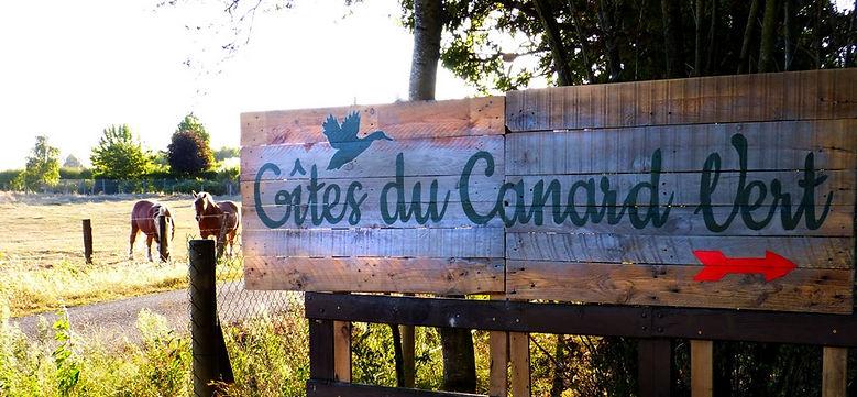 Gîtes du Canard Vert Bouligneux