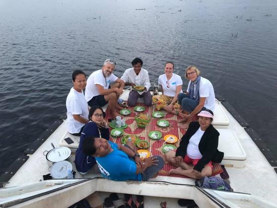 Kambodsja: Oppdrag utført!