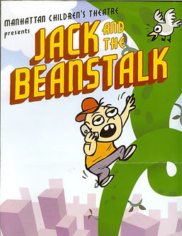 Jack and the Beanstalk by Singer Songwriter Dave Hall