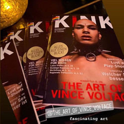 my KINK magazine