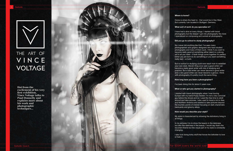Darkside Interview 1