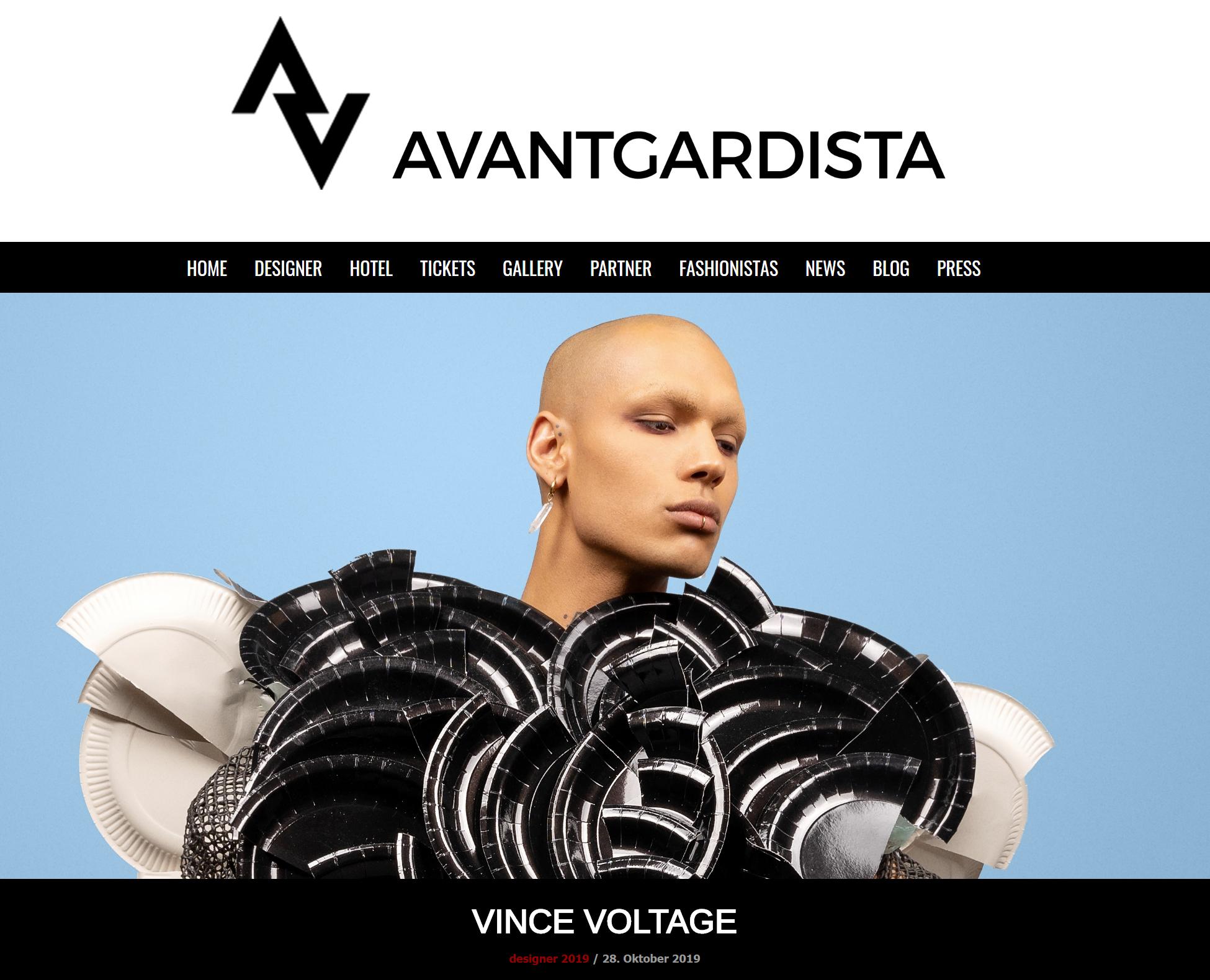 Avantgardista 2019 - promo