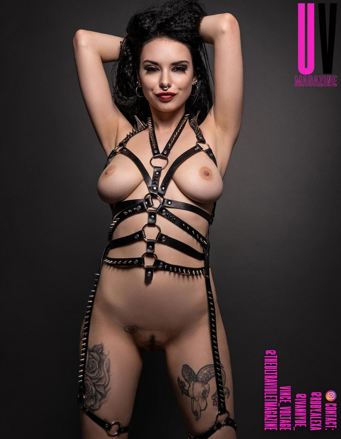 Ultraviolet magazine July 2020