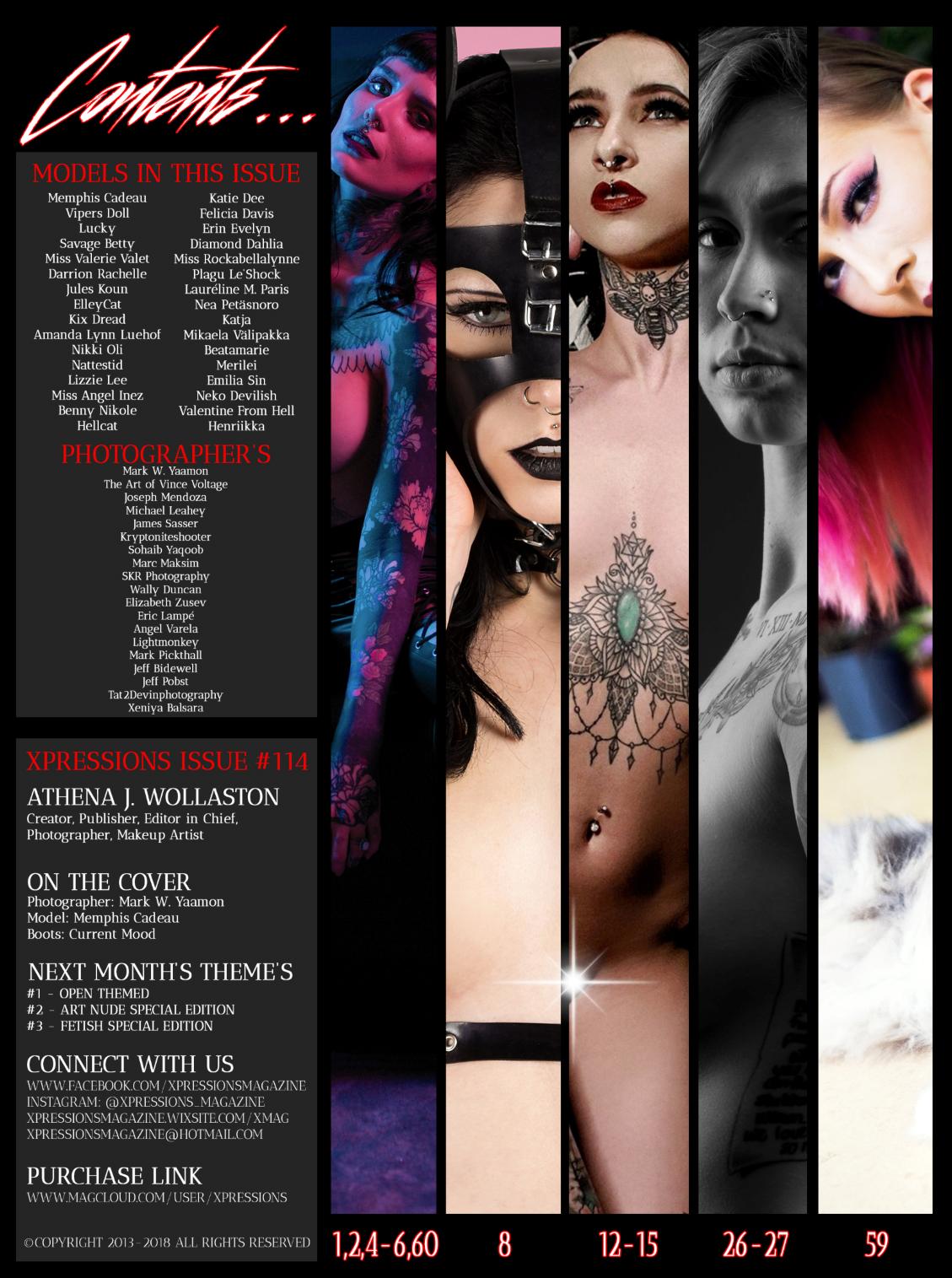 Xpressions magazine #114