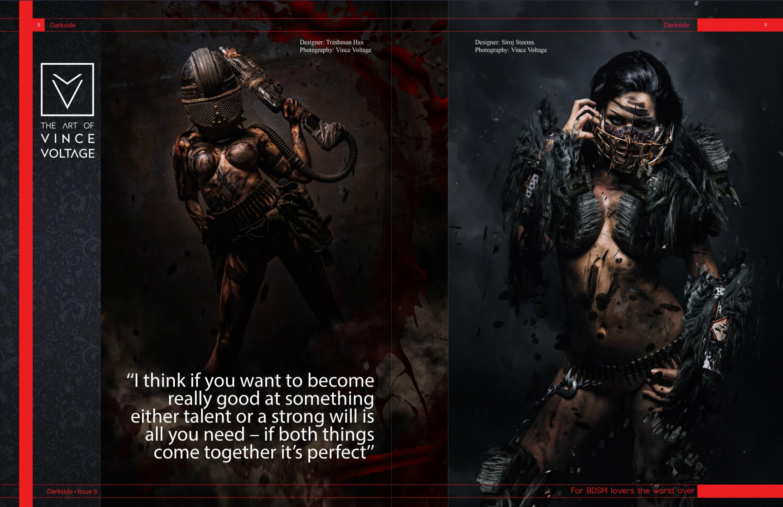 Darkside Interview 2