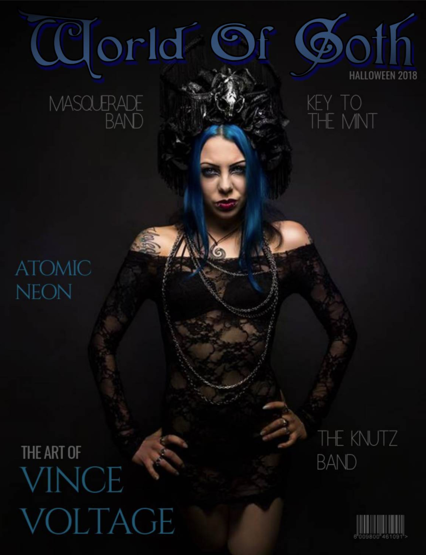 World of Gothic Magazin Cover