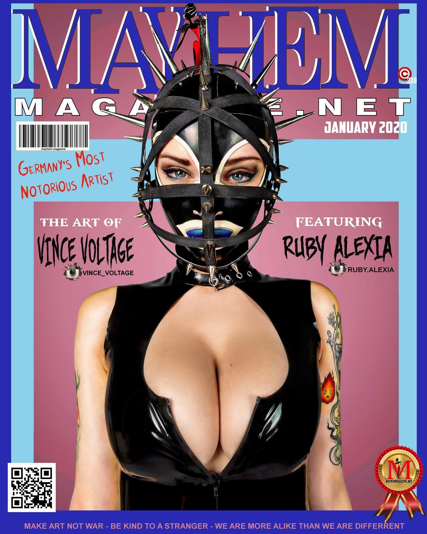 Mayhem Cover Jan 2020