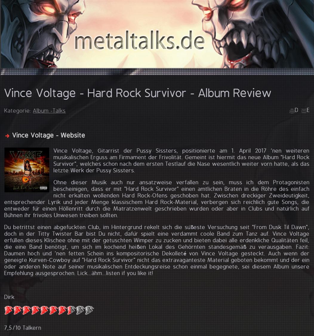 metaltalks magazine