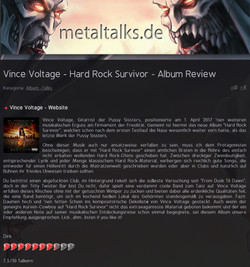 metaltalks magazine