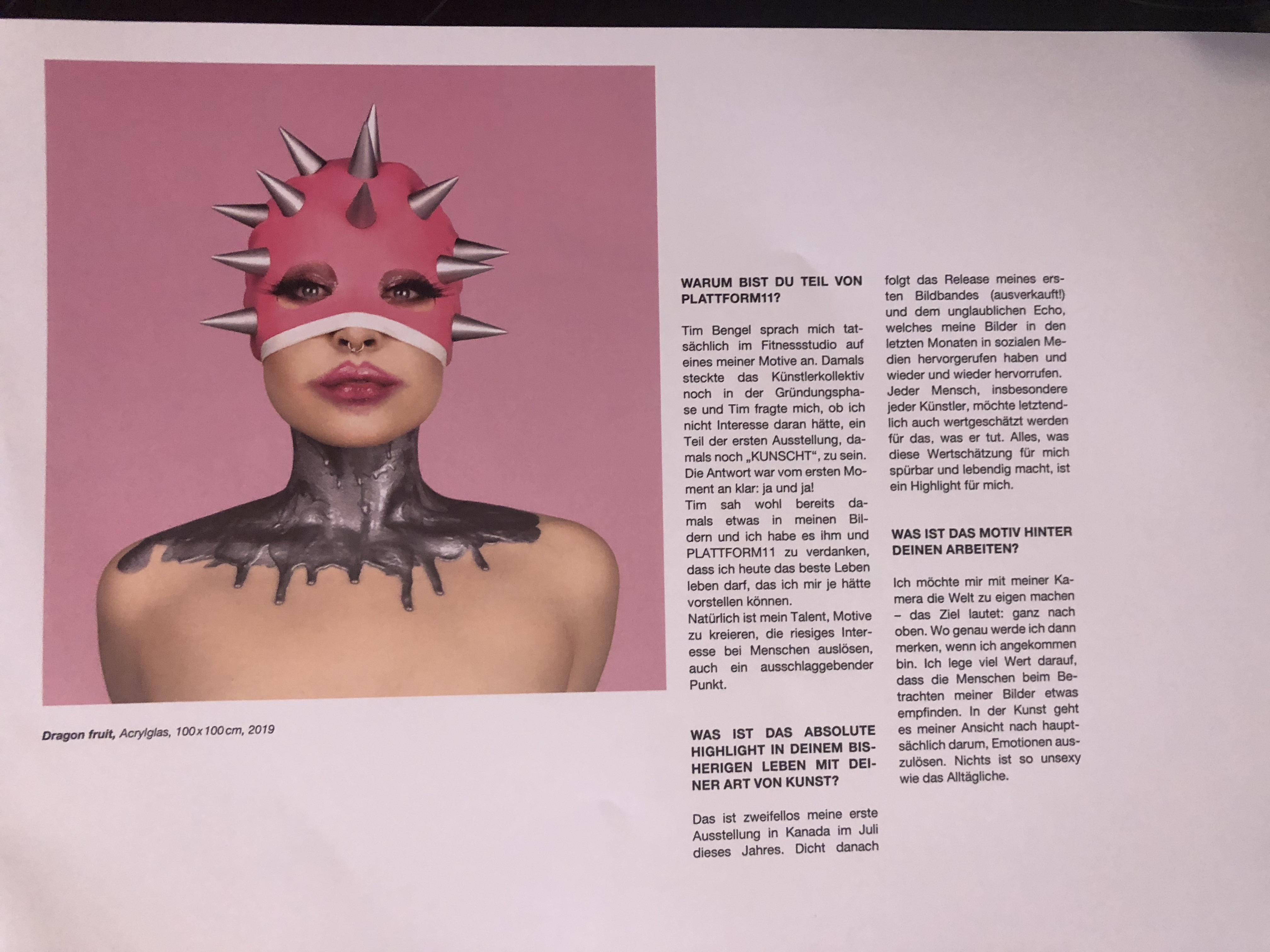 Plattform 11 Magazin 5