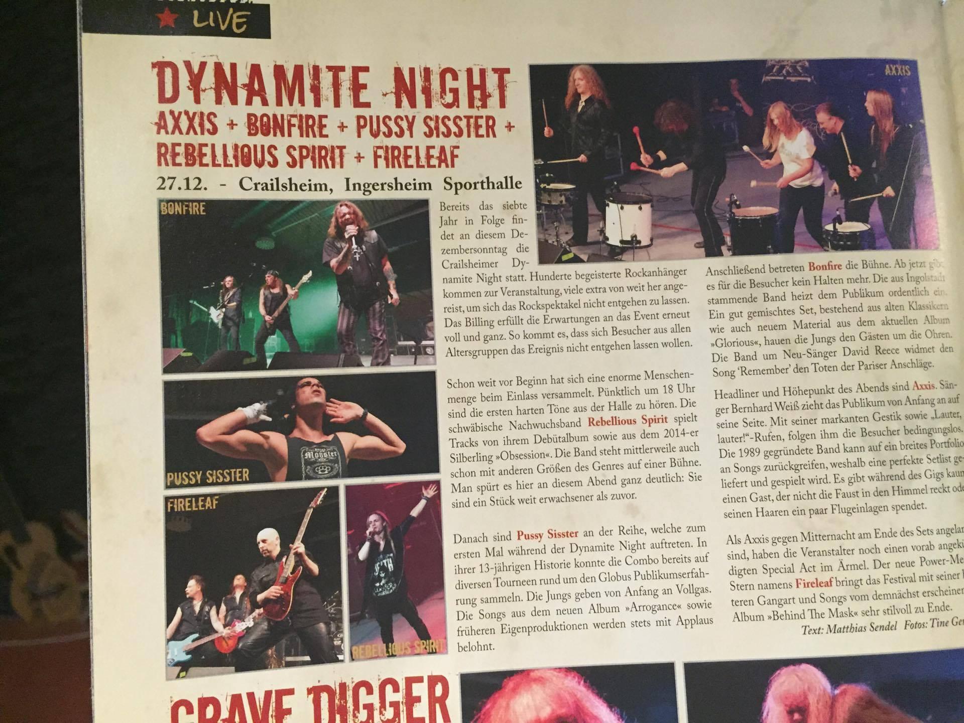 Rock it Magazin 2016