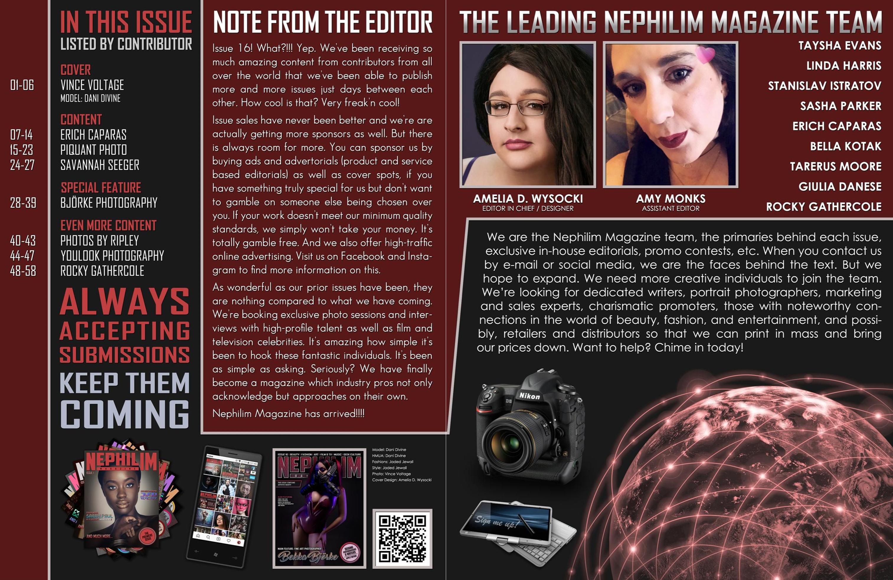 Nephilim Mag 1