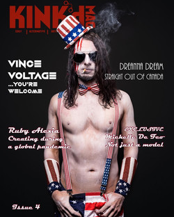 KINKD magazine cover