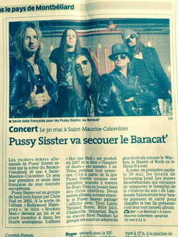 French newspaper