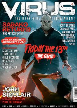 Virus #75 Cover
