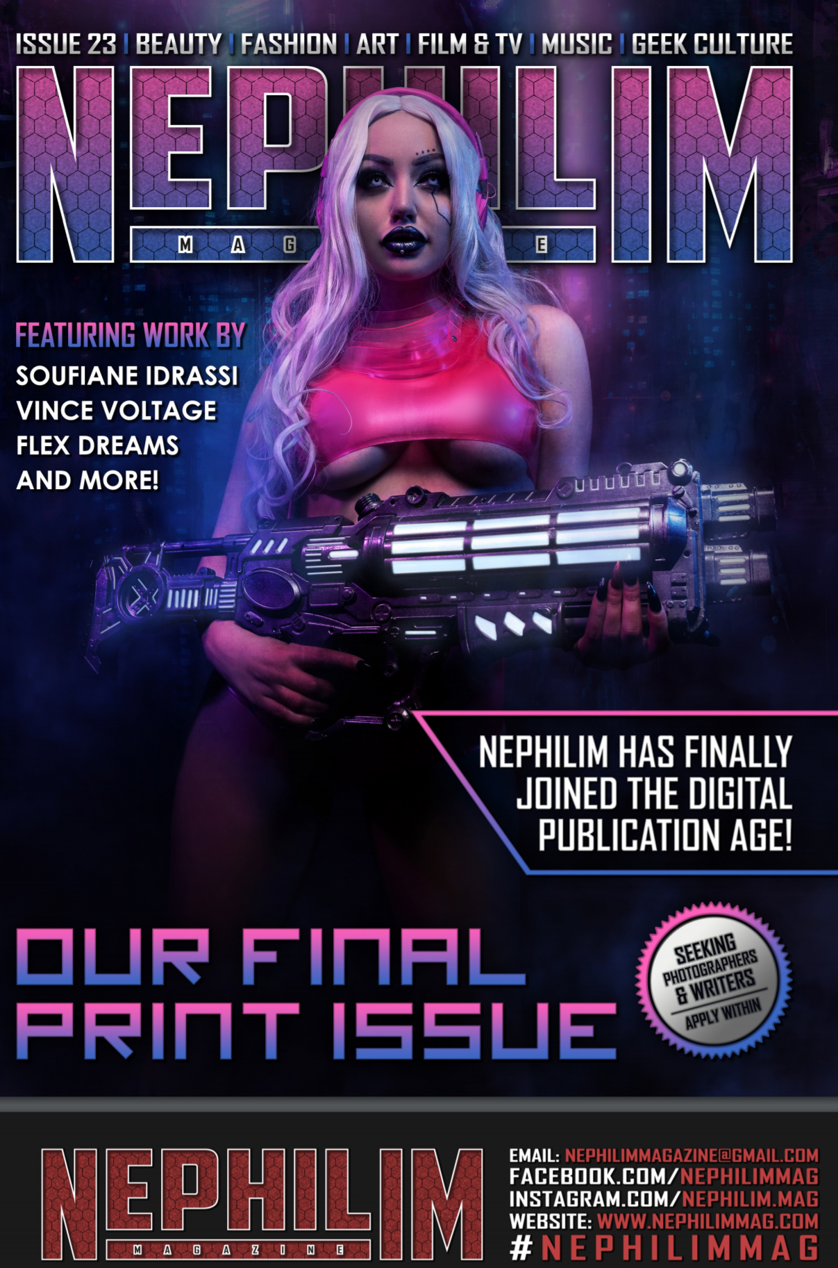 Nephilim March 2020 Cover