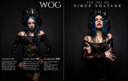 World of Gothic magazine feature