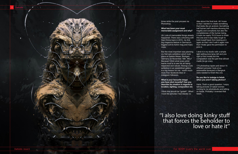 Darkside Interview 4