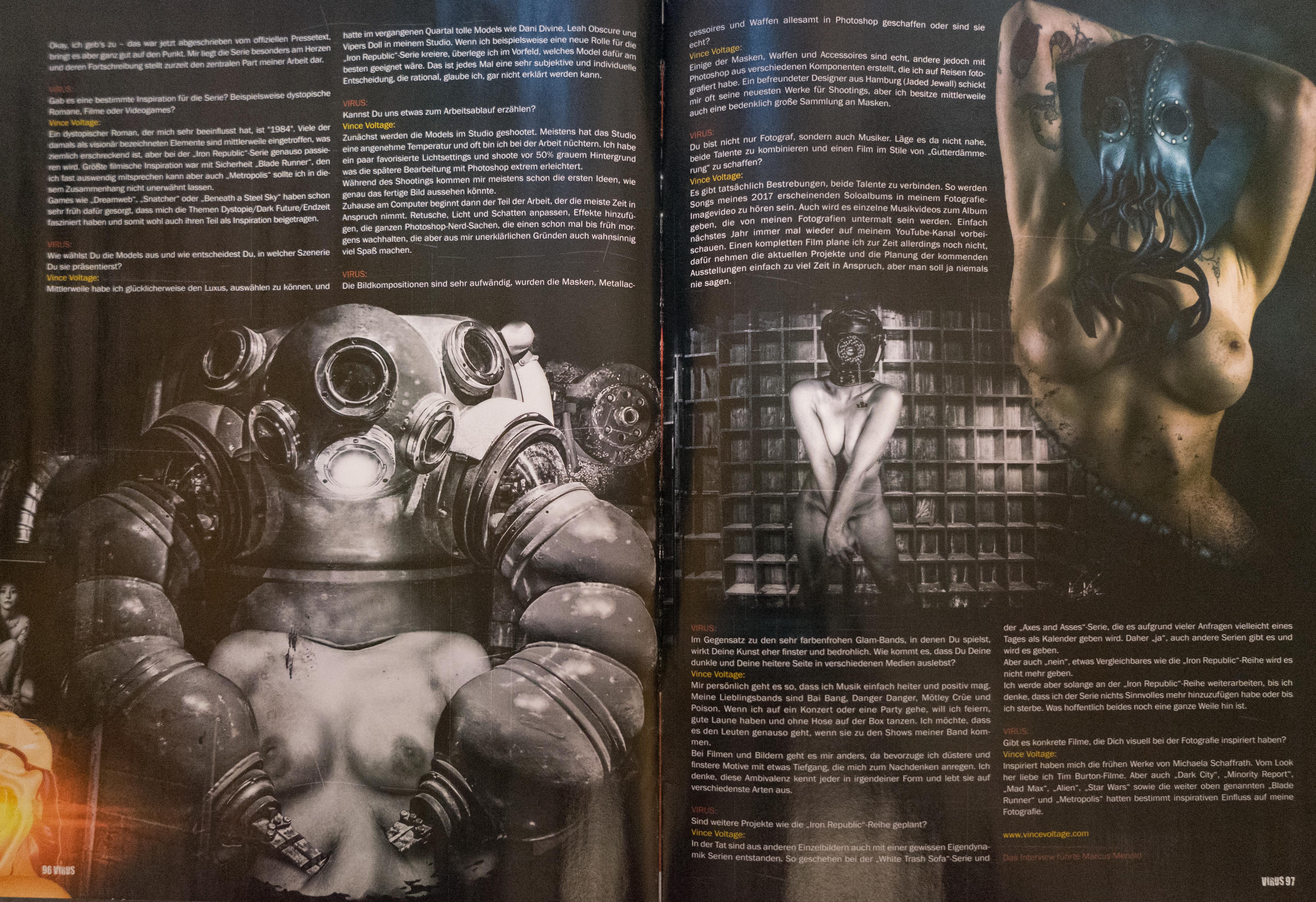 Virus magazine 2017