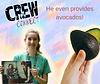 He even provides avocados!