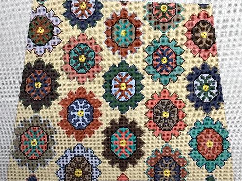 Flower Pattern Bag