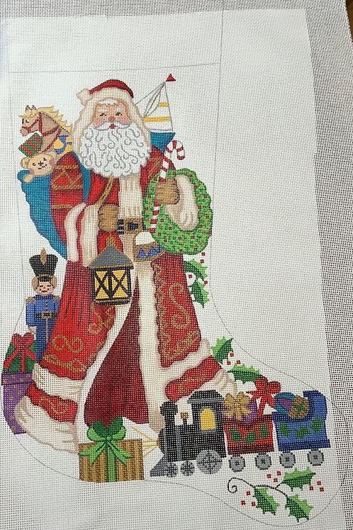 Santa Toys Stocking