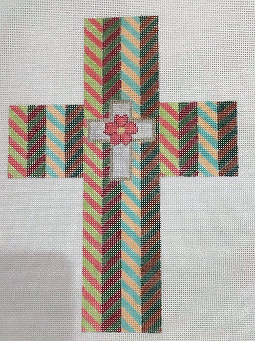 Striped Cross