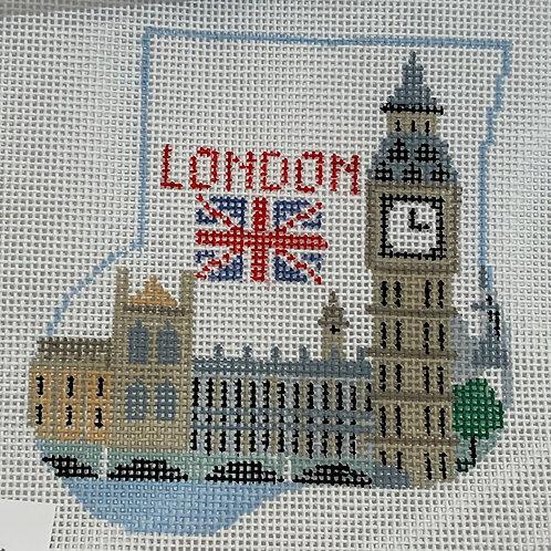 London mini stocking