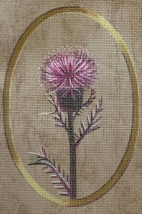 Wispy Purple Flower