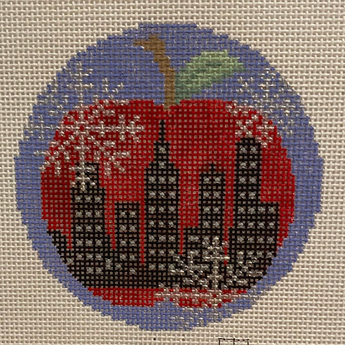 City apple