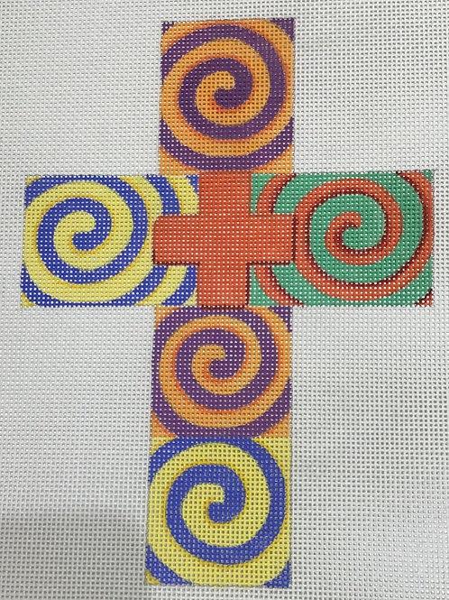 Spiral Cross
