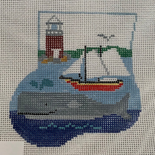 Lighthouse mini stocking
