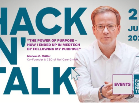 """The Power of Purpose"""