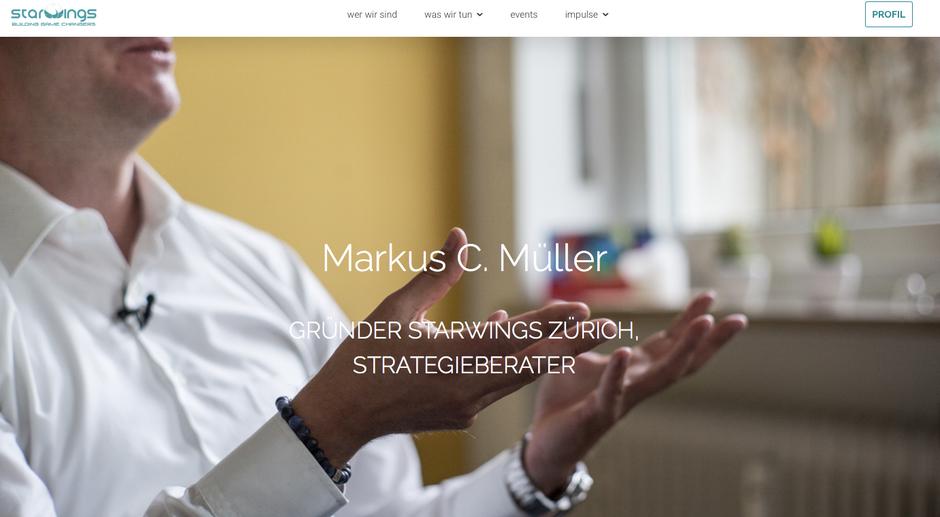 Story bei starwings.io